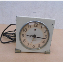 Antiguo Despertador Electrico Westclox