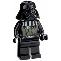 Lego Star Wars Darth Vader Figura Reloj Alarma
