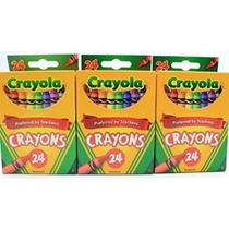 Suministros De Color Para Colorear Escuela 4 X 24 Crayola Co