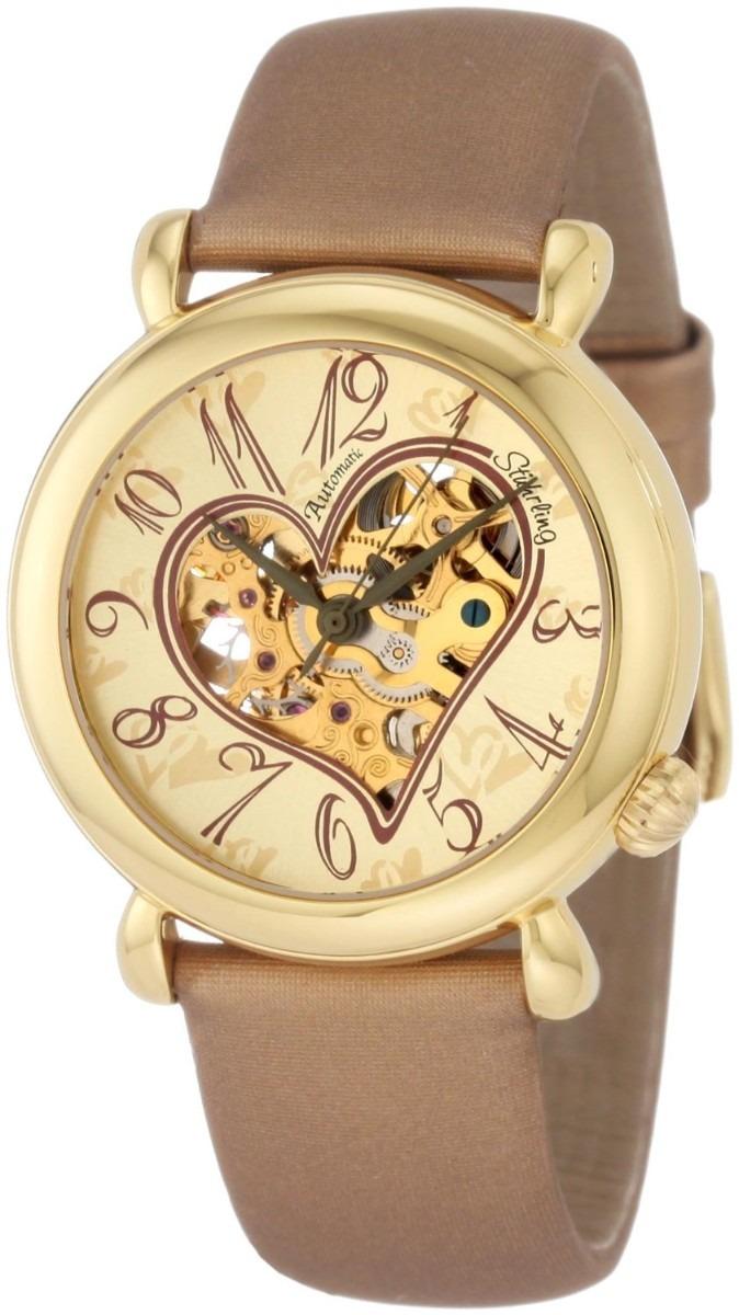 Reloj para mujer stuhrling original cupidio - Reloj de pared original ...