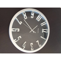 Reloj De Pared Contemporaneo Westclox