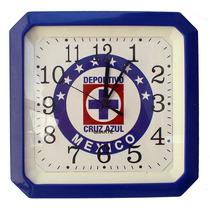 Reloj De Pared Publicitario 31cm Brasilia Vidrio Yokadi