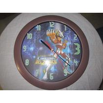 Reloj De Pared Caballeros Del Zodiaco Vv4