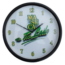 Reloj De Pared Publicitario 26 Cm Paris Yokadi