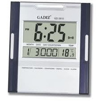 Reloj Digital De Pared Gd-3010