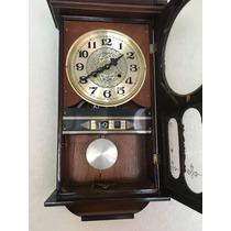 Se Vende Reloj De Pared Con Pendulo