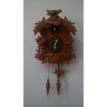 Reloj Cucu´s Para Reparar (saldos) Madera