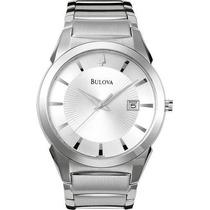 Reloj Bulova 96b015 Plateado