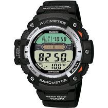 Reloj Casio Sgw300 Altimetro Barometro Termometro 5 Alarmas