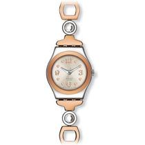 Reloj Swatch Plateado Femenino