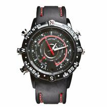Reloj Cámara Sony Espía 16 Gb Hd Resistente Agua Recargable
