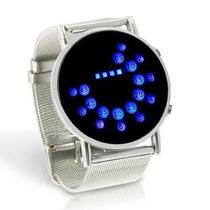 Reloj Led Ferius Calvin Extensible Metalico De Lujo 2015