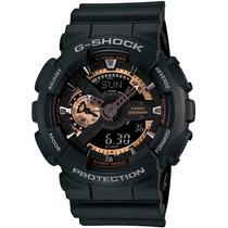 Casio G Shock Ga110rg-1a9 | Antimagnético | Watchito
