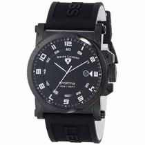 Reloj Swiss Legend Sportiva Analogo Caucho 40030-bb-01-wa