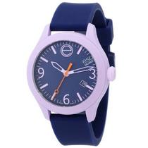 Reloj Esq Movado Unisex - Azul