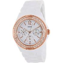 Reloj Guess Blanco Femenino
