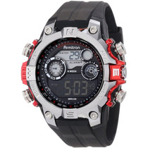 Reloj Deportivo Pulsera Para Hombre Armitron 40/8251red Pm0