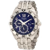 Reloj De Pulsera Para Hombre Armitron 204664blsv Plata