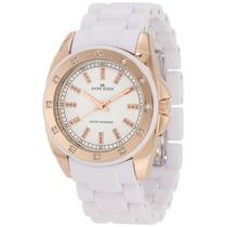 Reloj De Pulsera Para Mujer Anne Klein 109178 Rgwt Op4
