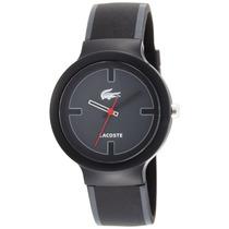 Reloj Lacoste Goa 2010525 Negro Elegante Unisex