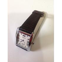 Reloj Carátula Rectangular