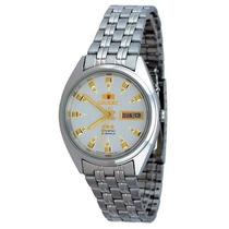 Reloj Orient Wort1166 Plateado