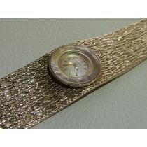 Relojito Omega Dama, Oro 18k 52.5g, Vintage