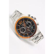 Reloj J Springs Bfj001 Analogo Crono Fechador Wr100m