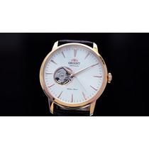 Reloj Orient Classic Esteem Fdb08001w Automatico Wr50m