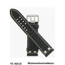 Extensible Correa Luminox Piel A.1828 A.1827 A.1837 A.1888