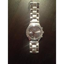 Reloj Swatch Irony Chrono Stainless Steel Suizo