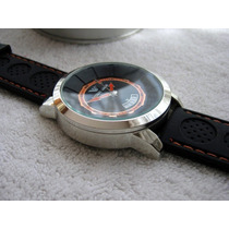 Hermoso Reloj Emporio Armani Grande Fechador Subasta 1 Peso
