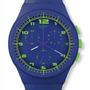 Reloj Swatch Hombre Mujer Susn400 Blue C, Entrega Inmediata
