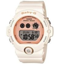 Reloj Casio Baby-g Blanco Masculino