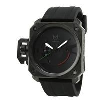 Reloj Caballero Mstr Chief, Negro/verde/rojo, Ch112rb