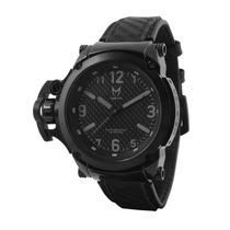 Reloj Mstr Commander - Negro Co103cf - Hm4
