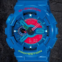 Casio G Shock Ga110 Antimagnético / Led / Cristal Mineral