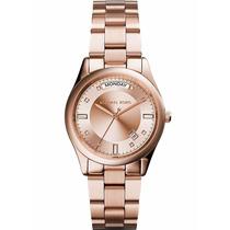 Reloj Michael Kors Original Mk6071 Swarovsky El Mejor Precio