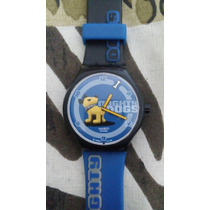 Reloj Swatch Mighty Dogs Colección Stgb101 Touch Poza Rica
