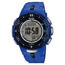 Reloj Casio Protrek Prw3000 - Altímetro - Barómetro - Cfmx