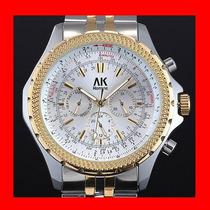 Reloj Cas Ak Para Caballero Automatico