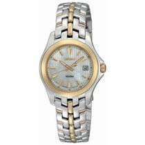 Reloj Seiko Plateado Femenino Wsk46