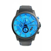 Reloj J Springs Bfd078 Analogo Crono Fechador Wr100m
