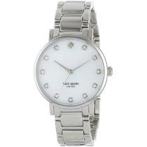 Reloj Kate Spade New Wksn1093 Plateado Femenino