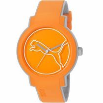 Puma Lifestyle Swing-orange Correa Integrada 44mm! Diego Vez