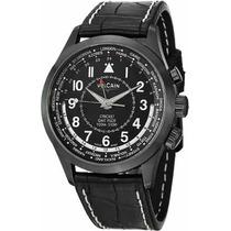 Reloj Vulcain Negro