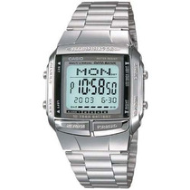 Casio Retro Vintage Db360 Plata - 30 Memorias - Led