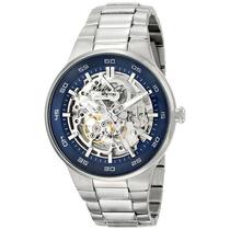 Reloj Kenneth Cole Automatico Skeleton Modelo Kc9341