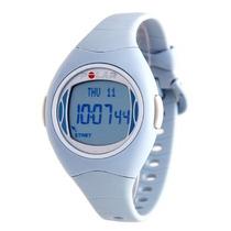 Tb Reloj Polar F4 Fitness Monitor, Blue Ice