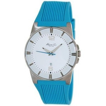 Reloj Kenneth Cole Azul Femenino
